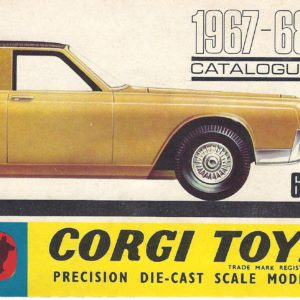 1967 C2017/7/67. 48 Pages UK Edition Corg